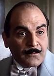 Poirot augen