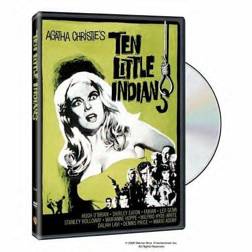 Ten Little Indians 1965 Film Agatha Christie Wiki Fandom