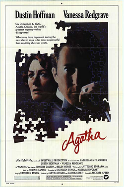 Affiche film Agatha