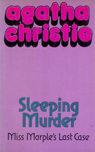Sleeping Murder First Edition Cover 1976