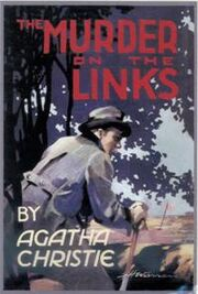 Murder on the Links First Edition Cover 1923