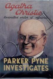 Parker Pyne Investigates First Edition Cover 1934