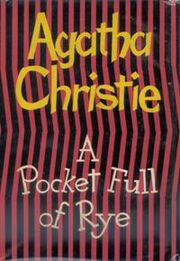 A Pocket Full of Rye First Edition Cover 1953
