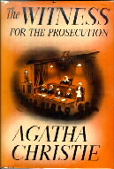 Witness for the Prosecution First Edition Cover 1948
