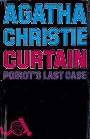 Curtain First Edition Cover 1975