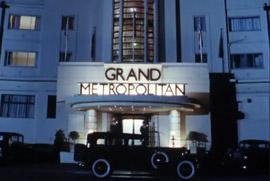 Grand metropolitan tv