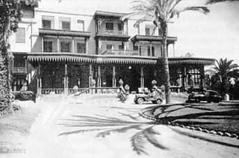 Mena house hotel 1920