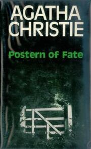 Postern of Fate First Edition Cover 1973