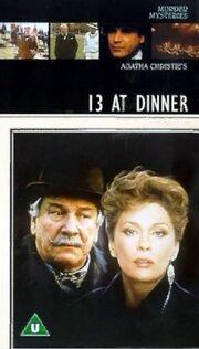 Thirteen at Dinner FilmPoster