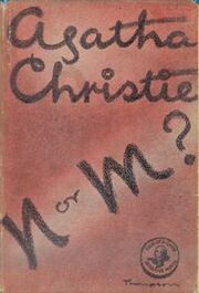 N or M First Edition Cover 1941