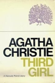 Third Girl First Edition Cover 1966