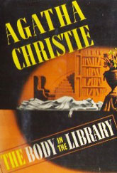 The Body in the Library US First Edition Cover 1942