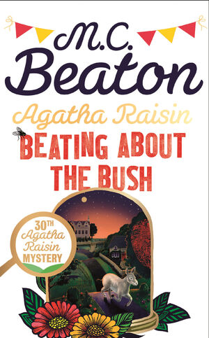 Beating About the Bush book cover