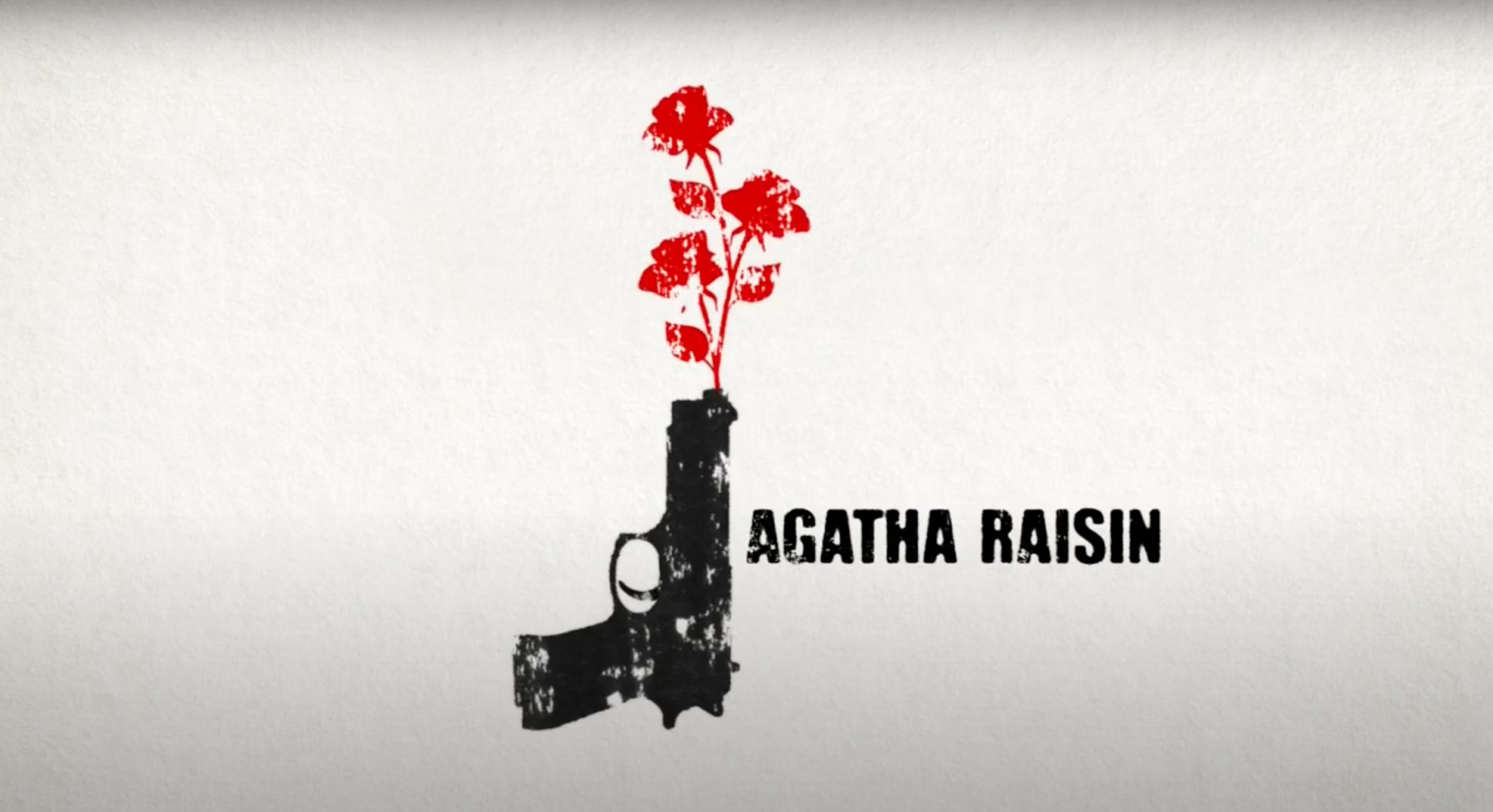 Agatha Raisin titlecard