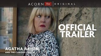 Agatha Raisin and the Curious Curate Official Trailer