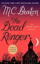 The Dead Ringer US book cover