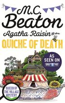 Quiche of Death UK 2014 cover