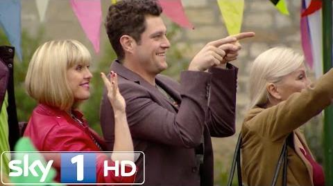 Script To Screen - Agatha Raisin- The Quiche Of Death