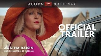 Agatha Raisin and the Wizard of Evesham Official Trailer