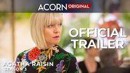 Agatha Raisin Season 3 Official Trailer