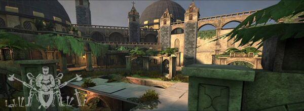 AOCLTS-Courtyard P
