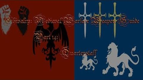 Chivalry Medieval Warfare Weapon Guide Part 14 Quarterstaff