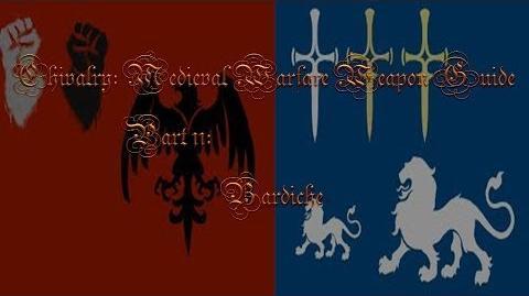 Chivalry Medieval Warfare Weapon Guide Part 11 Bardiche
