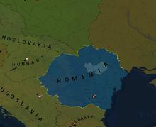 ROMANIA 1936