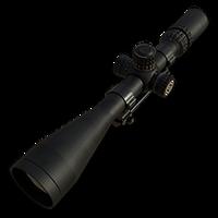 Scope rifle long range