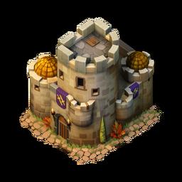 Byzantines keep level07