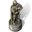 Reward small statue