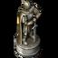 Reward small statue