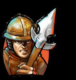 Spear infantry level03