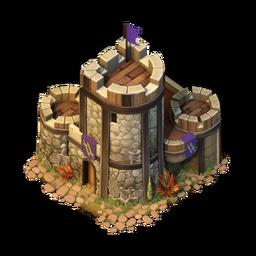 Byzantines keep level04