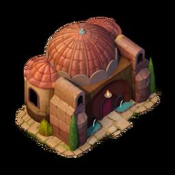 Byzantines church level04
