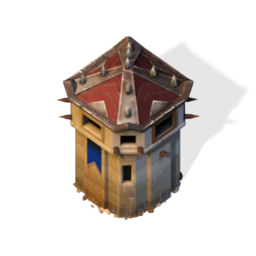Mideast crossbow tower level04