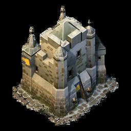 Teutonic order keep level08