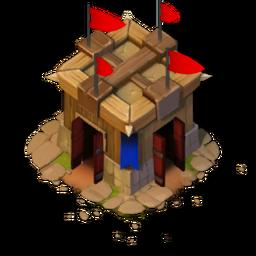 Mideast guard house level01