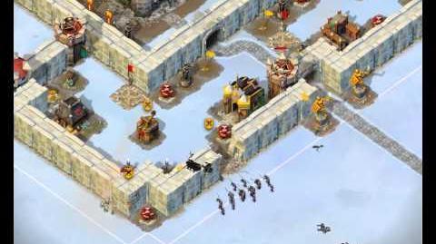 Age of Empires Castle Siege - Marienburg Mission