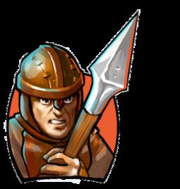 Spear infantry level01