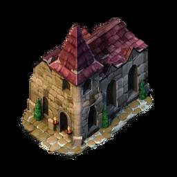 Teutonic order church level03
