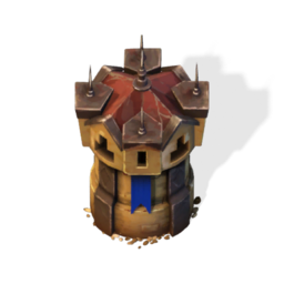 Mideast archer tower level08