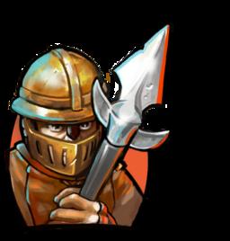 Spear infantry level06