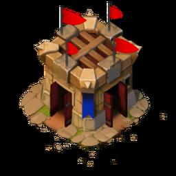 Mideast guard house level03