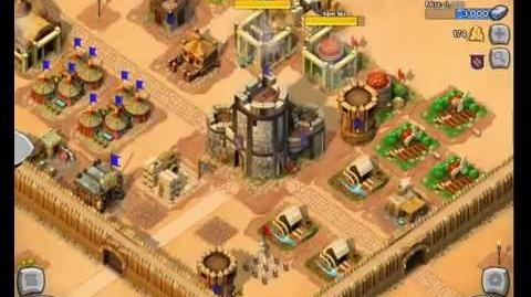 Age of Empires Castle Siege - Mission Capture of Aleppo