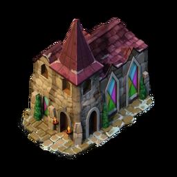Teutonic order church level04