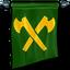 Flag k