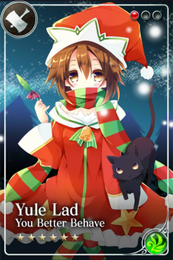 Yule Lad | Age of Ishtaria Wiki | FANDOM powered by Wikia