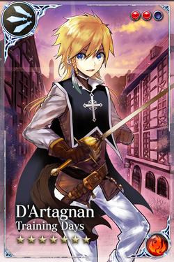 D'Artagnan+1