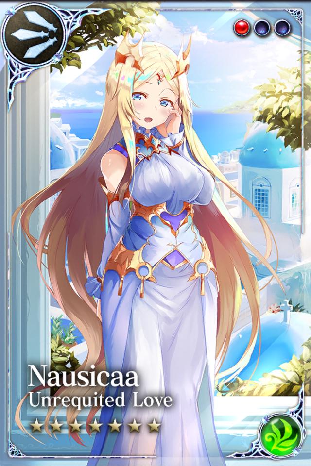 Nausicaa age